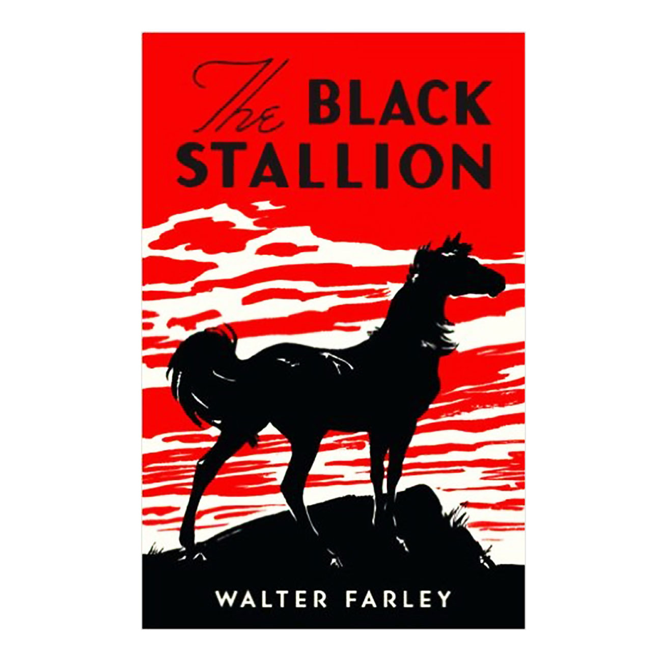 The Black Stallion – Hardback Book - 1941