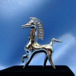 Bucephalus Silver Polished