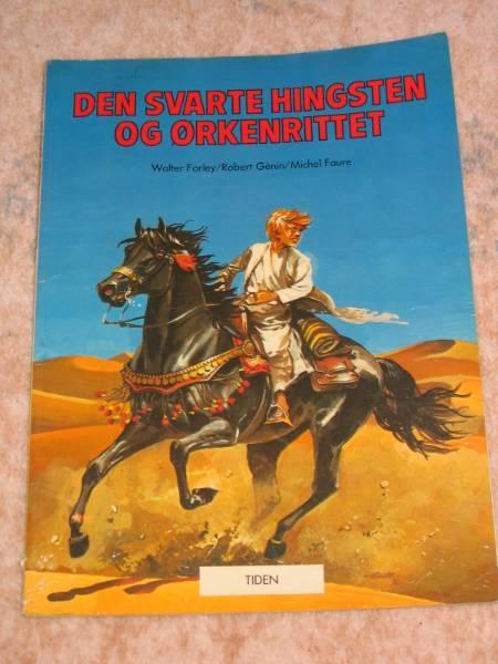 Black Stallion Book Cover : Norway cover the black stallion