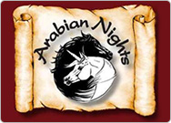 Visit the Arabian Nights Dinner Theater