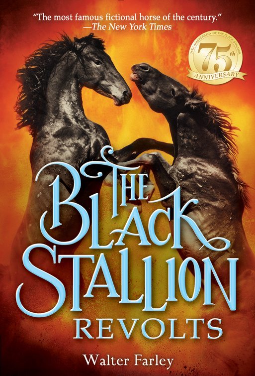 Black Stallion Revolts cover 2015