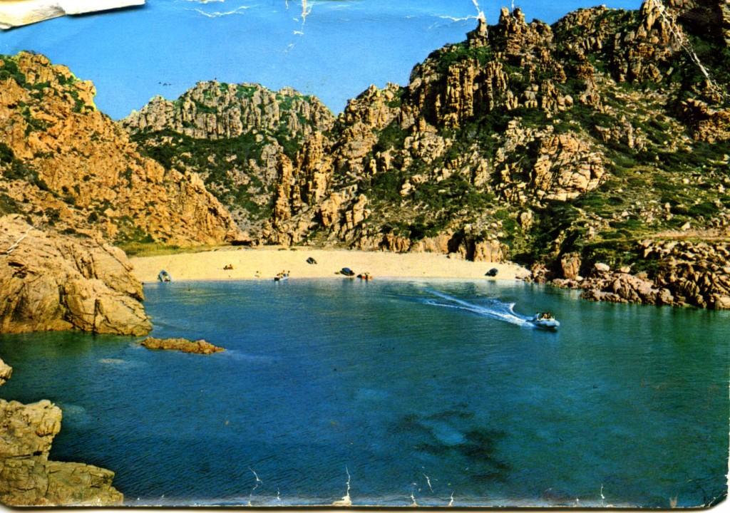 costa paradiso postcard