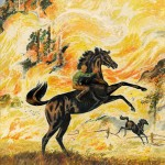 Black Stallion and Satan 1949