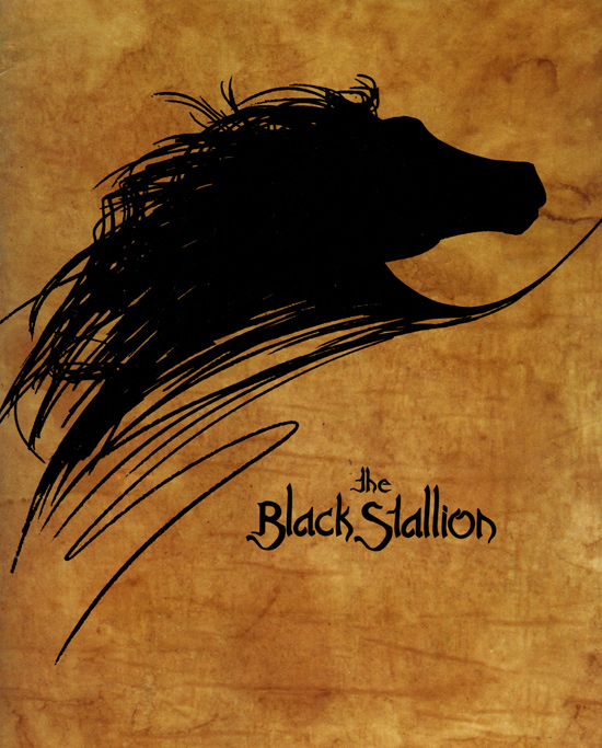 Black Stallion Movie Poster