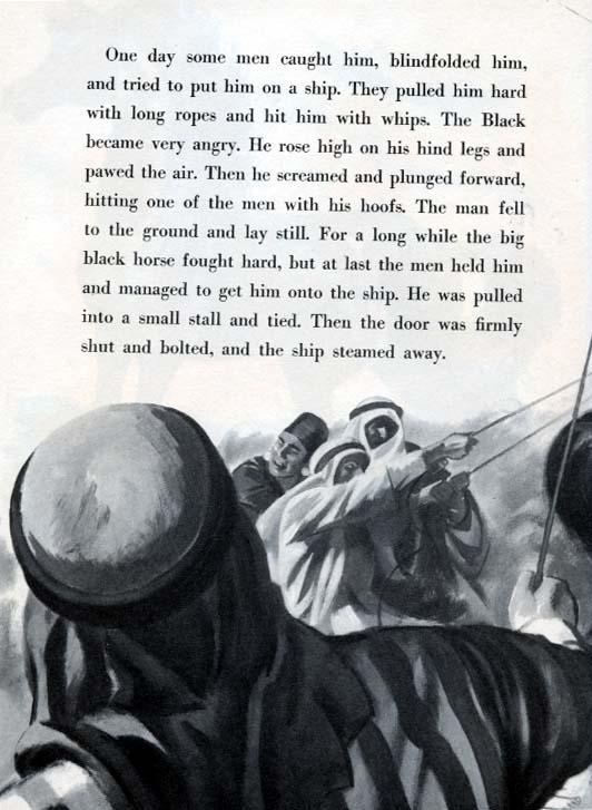 Big Black Horse Page 2