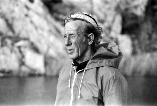 Walter Farley in Sardinia